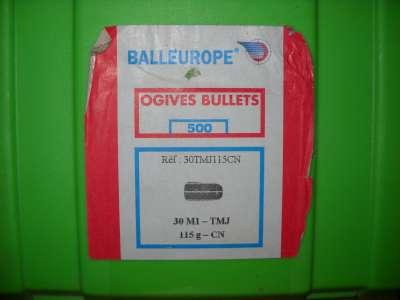 BALLEUROPE 30 M1