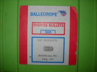 BALLEUROPE 38 WC