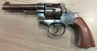 Colt Army Spécial (vendu)