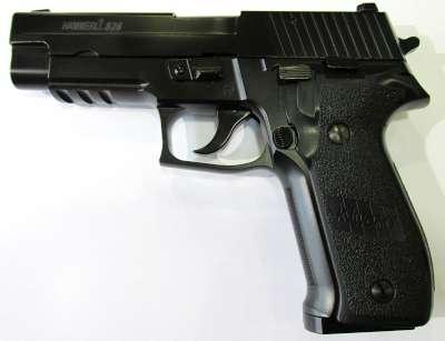 Pistolet KJ Works KP0I GAZ