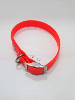 Collier PVC brillant 43cm
