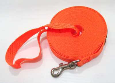 Longe orange 10m