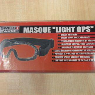 Lunette light ops mask