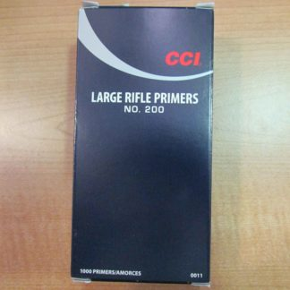 CCI LARGE RIFLE 200 X1000