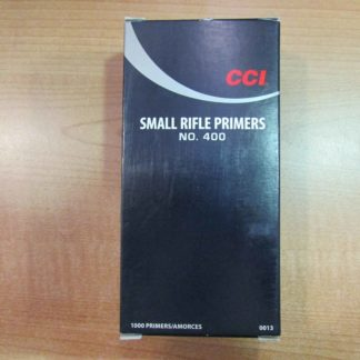 CCI SMALL RIFLE 400 X1000