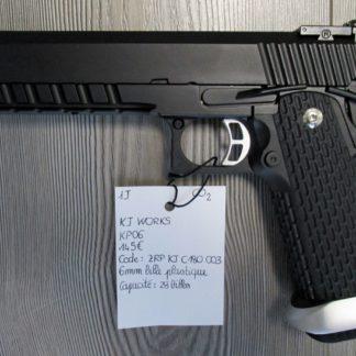 Pistolet KJ Works KP06 CO2