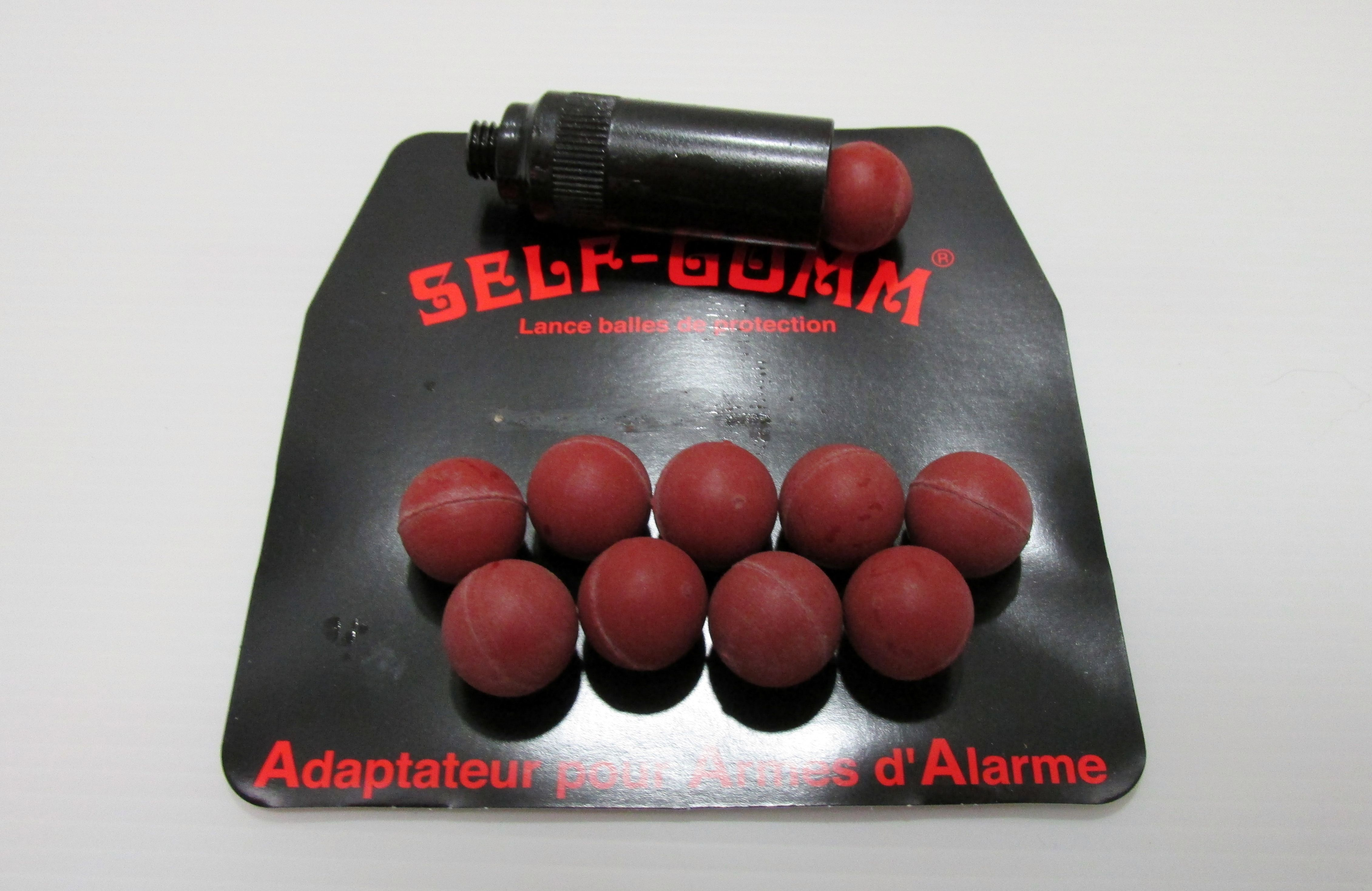 Munitions Self Gomm embout 10mm