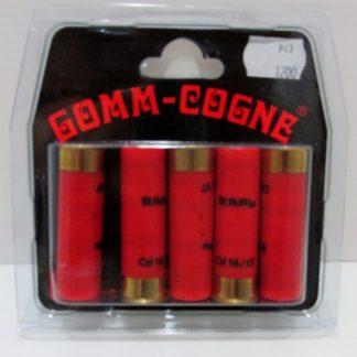 Munitions Fusil 12/67 Balles caoutchouc