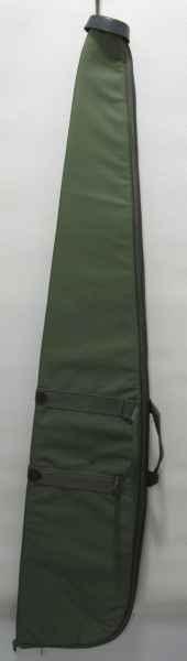 Fourreau arme avec lunette vert 130cm