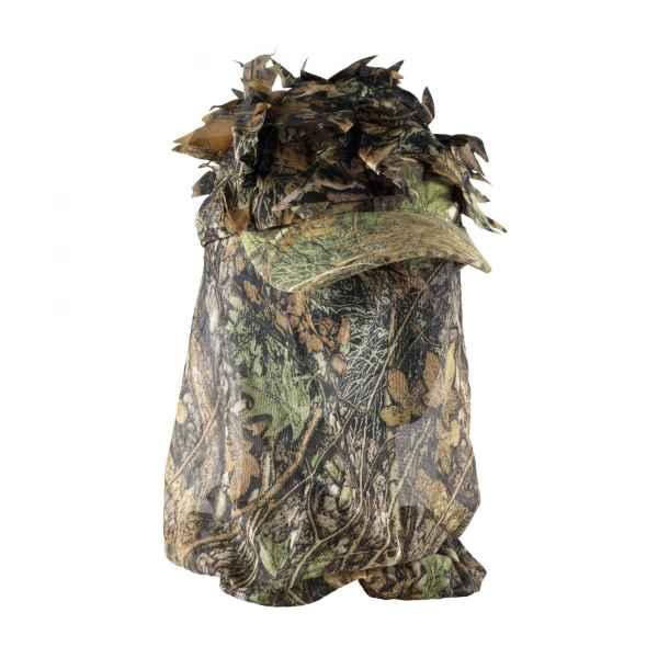 Casquette camouflage avec filet