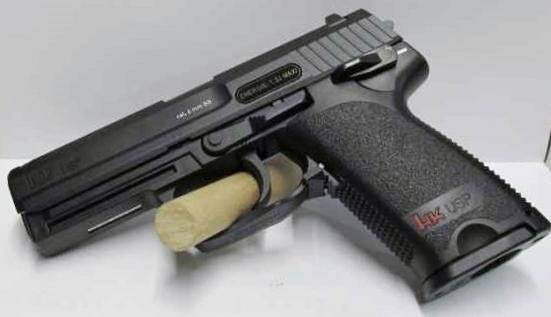 Pistolet HK USP CO2