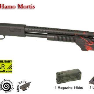 Fusil à pompe M500 Zombie