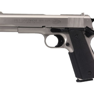 COLT Government 1911 A1 Nickelé
