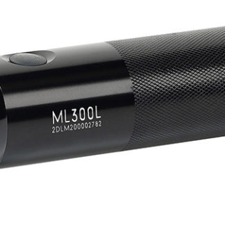 Lampe torche Mag-lite ML300 noire 2D LED