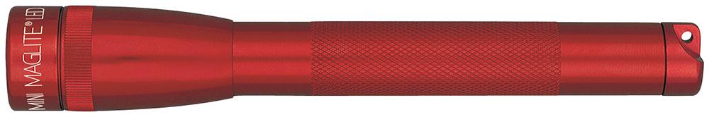 Lampe Mag-lite Mini rouge R6 LED
