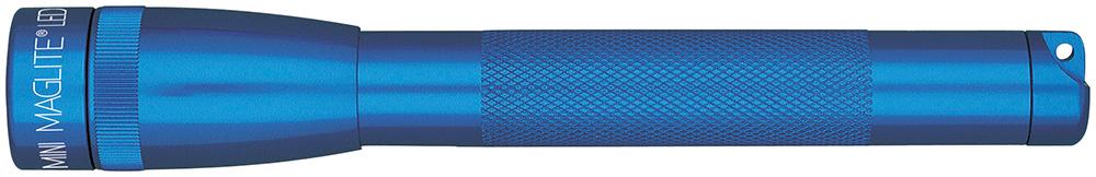 Lampe Mag-lite Mini bleue R6 LED