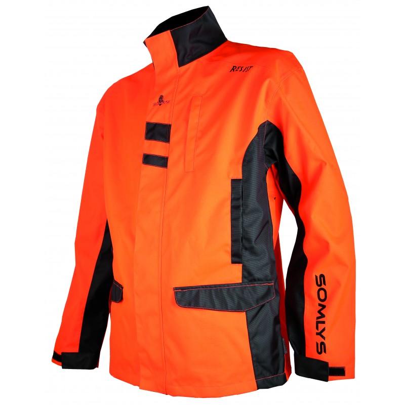Veste 427N anti-ronce orange