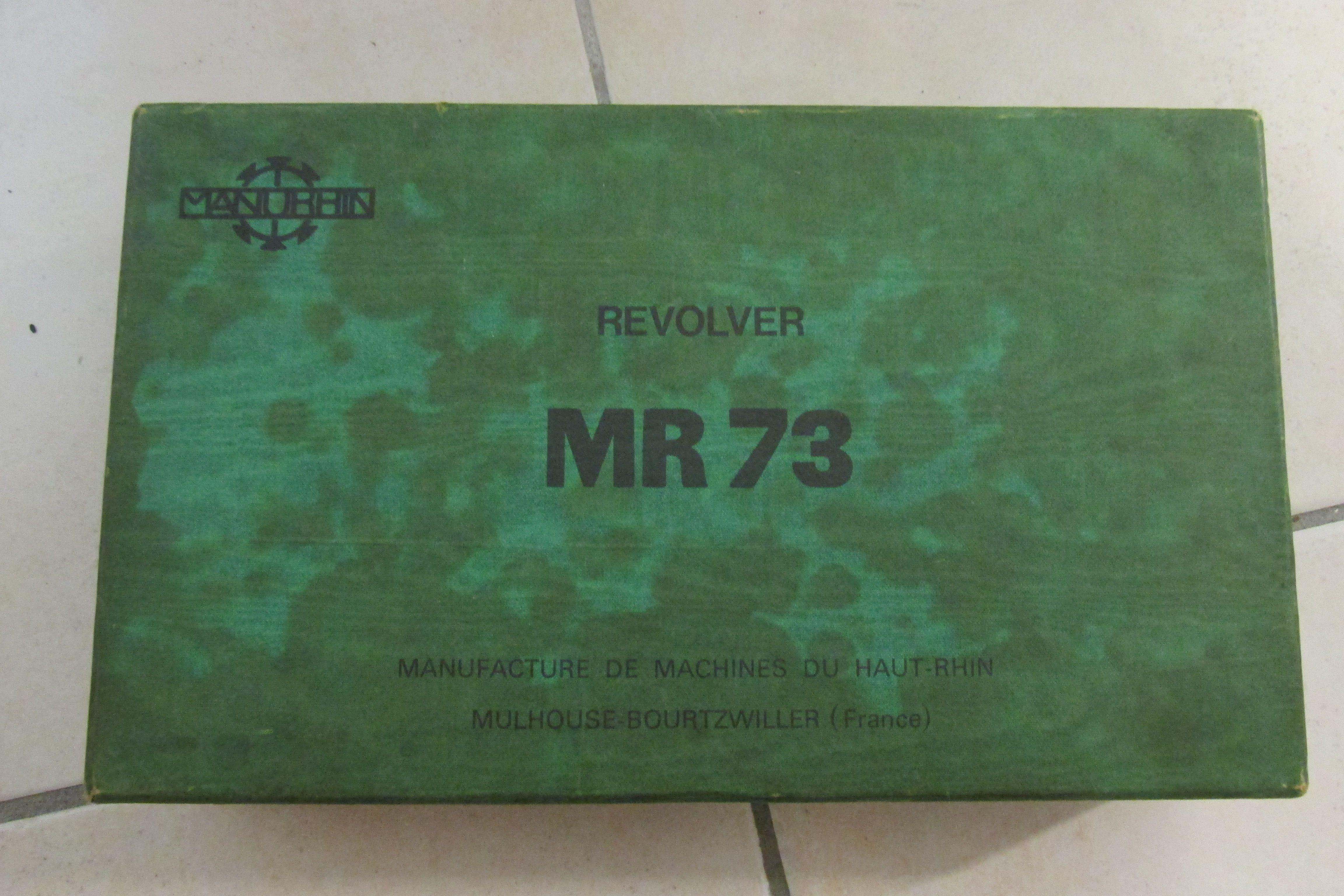 MANHURIN MR73 (vendu)
