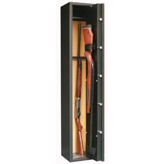 Coffres 4 + 1 armes longues S5