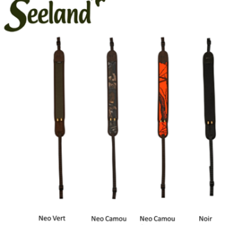 Bretelle de carabine avec porte-cartouche