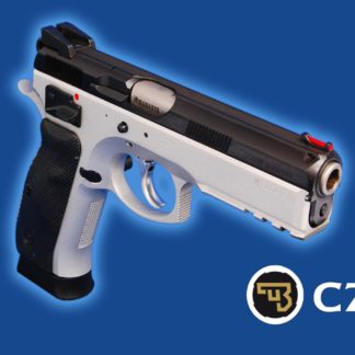 CZ 75 SP 01 Shadow Dualtone