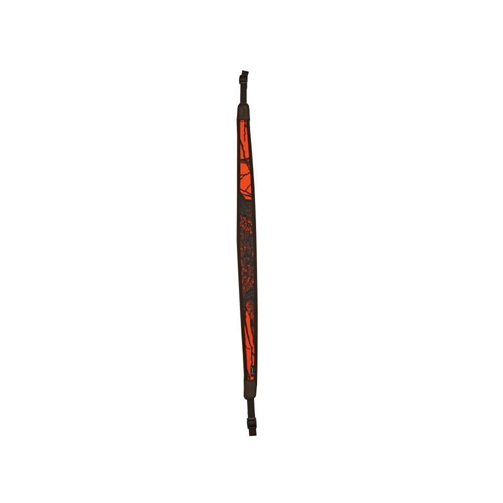 Bretelle carabine camo orange