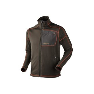 Veste polaire HARKILA Svarin Shadow Brown