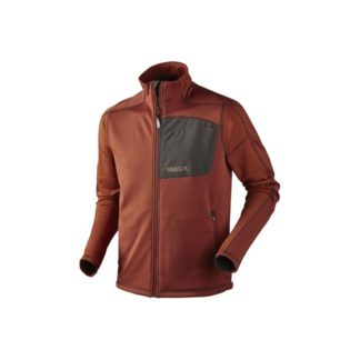 Veste polaire HARKILA Svarin Burnt orange