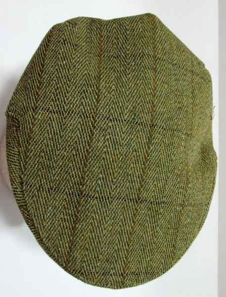 Casquette Tweed Teflon