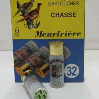 Cartouches 12/67 BG n°7 32g