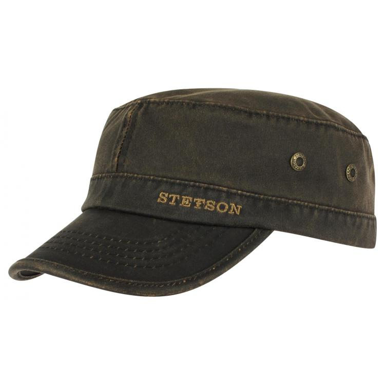 Casquette STETSON Army marron