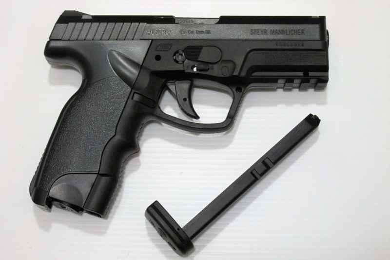 Pistolet ASG Steyr M9-A1 CO2