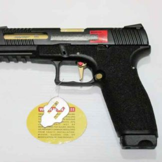 Pistolet APS X1-Cap CO2