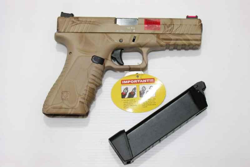 Pistolet APS Camo Nomad