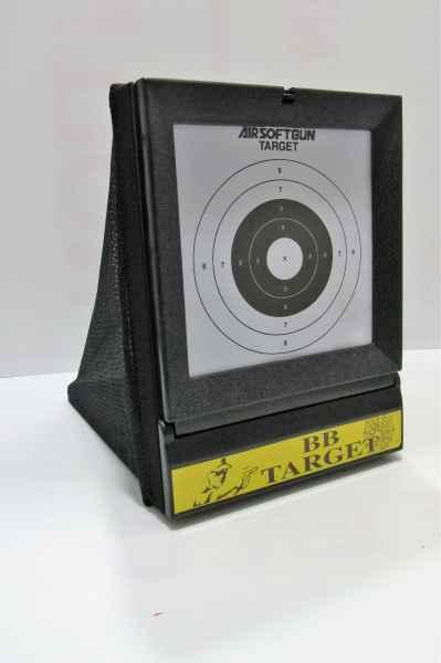 Cible de tir avec filet