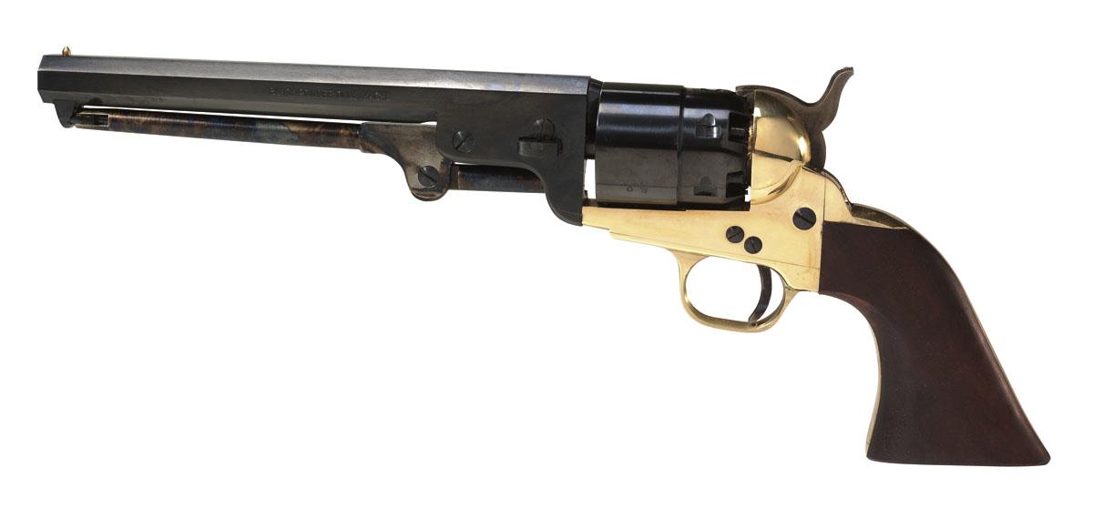 PIETTA 1851 Reb Nord Navy
