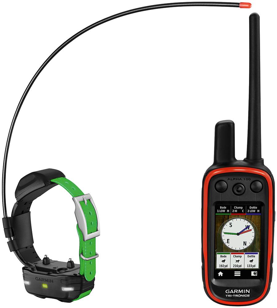 Pack GPS GARMIN ALPHA 100 & TT15F MINI
