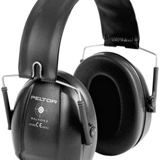 Casque PELTOR Bull's eye noir