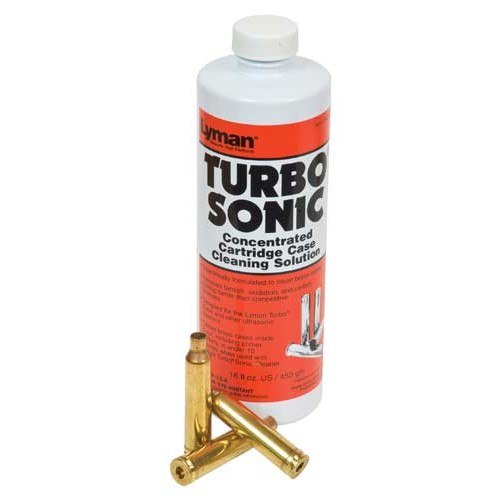 Turbo Sonic LYMAN Case Cleaning