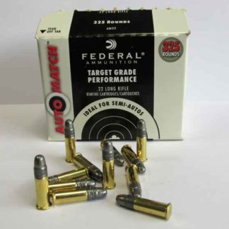 FEDERAL AUTO MATCH 22