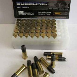 WINCHESTER SUBSONIC 22 LR