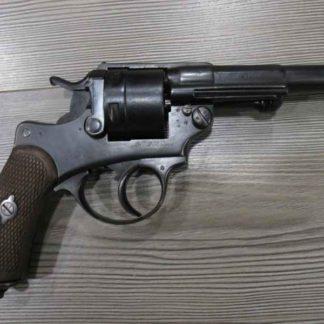 Le Revolver d'ordonnance Français modèle 1873(vendu)