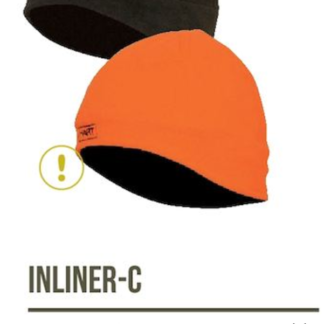 Bonnet Inliner-C orange