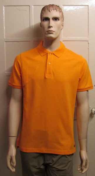 Polo BERETTA Corporate orange MP022