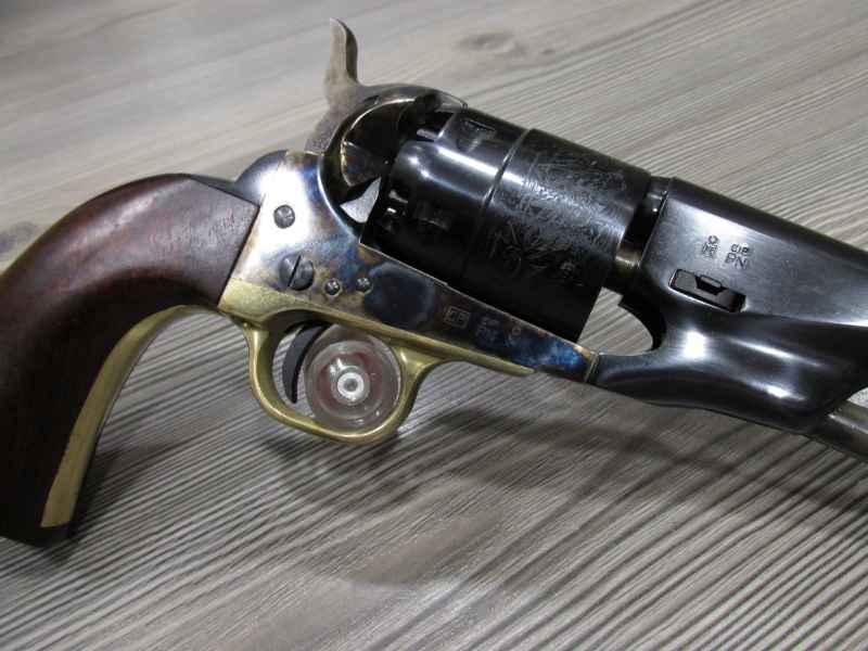 PIETTA 1860 ARMY ACIER