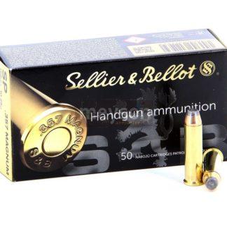 SELLIER & BELLOT 357 MAGNUM