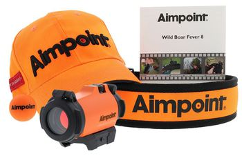 AIMPOINT MICRO H2 ORANGE