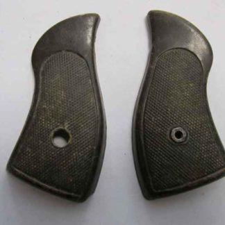 plaquette revolver